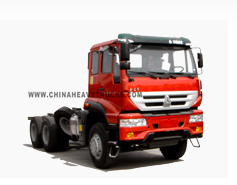 Golden Prince Series 6X4 Chassis of Dump Truck/Tipper