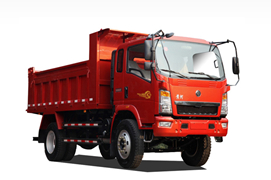 Light Duty Truck Tipper 4X2 Dump Truck/Tipper